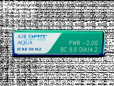 Air Optix Aqua (3lentes)