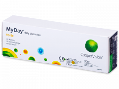 MyDay daily disposable toric (30 lentes)