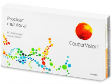 Proclear Multifocal XR (3 lentes)