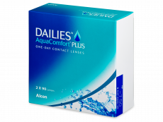Dailies AquaComfort Plus (180 lentes)