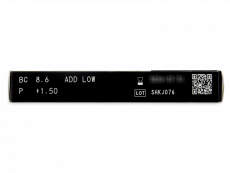 Miru 1 Month Menicon Multifocal (6 lentes)