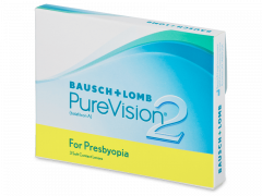 PureVision 2 for Presbyopia (3lentes)