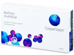 Biofinity Multifocal (6lentes)