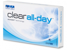 Clear All-Day (6lentes)