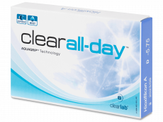 Clear All-Day (6 lentes)