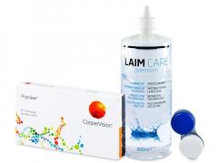 Proclear Sphere (6lentes) +Solução Laim-Care400ml