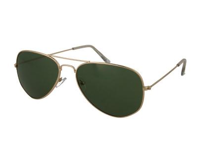 Óculos de Sol Alensa Pilot Dourado