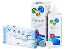 Acuvue Oasys for Astigmatism (6lentes) +Solução Gelone360ml