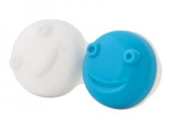 Estojo de Lente com Limpador Vibratório - Azul