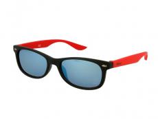 Óculos de Sol Infantil Alensa Desporto Espelhado Vermelho