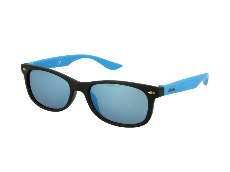Óculos de Sol Infantil Alensa Desporto Espelhado Azul