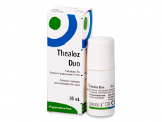 Gotas Thealoz Duo 10 ml