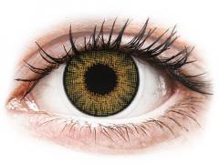 Lentes de Contacto Avelã Pure Hazel com correção - Air Optix Colors (2lentes)