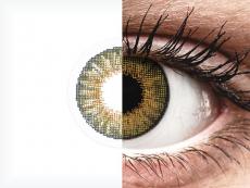 Lentes de Contacto Avelã Pure Hazel - Air Optix Colors (2lentes)