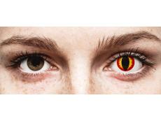 Lentes de Contacto Crazy Lens Olhos de Dragão Dragon Eyes - ColourVUE (2 lentes)
