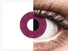 Lentes de Contacto Crazy Lens Roxo - ColourVUE (2 lentes)