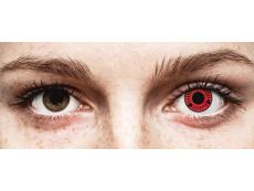 Lentes de Contacto Crazy Lens Sasuke - ColourVUE (2 lentes)
