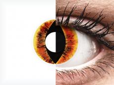 Lentes de Contacto Crazy Lens Olhos de Sauron Sauron Eyes - ColourVUE (2 lentes)