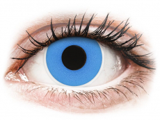 Lentes de Contacto Crazy Lens Azul Celeste Blue Sky - ColourVUE (2 lentes)