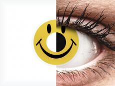 Lentes de Contacto Crazy Lens Smiley - ColourVUE (2 lentes)