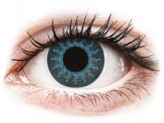 Lentes de Contacto Crazy Lens Azul Solar Solar Blue - ColourVUE (2 lentes)