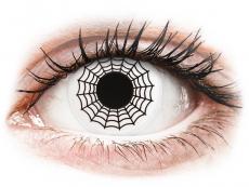 Lentes de Contacto Crazy Lens Aranha Spider - ColourVUE (2 lentes)