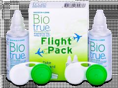Solução Biotrue Flight Pack 2 x 60 ml