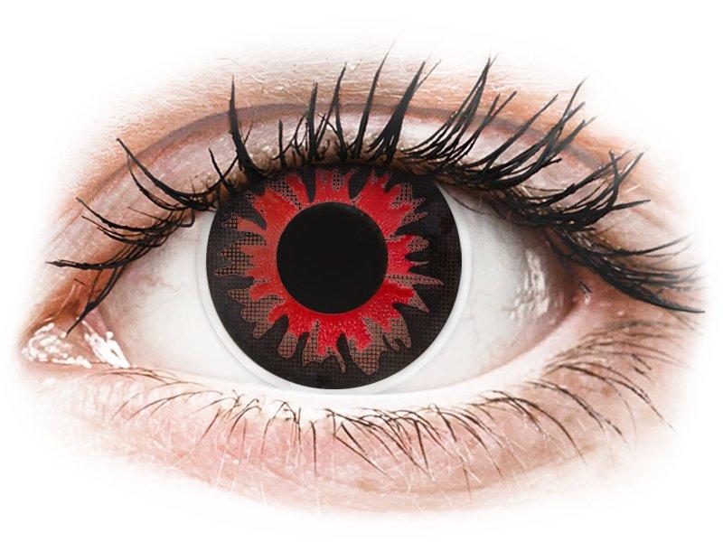 Lentes de Contacto Crazy Lens Volturi - ColourVUE (2 lentes)