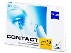 Carl Zeiss Contact Day 30 Spheric (6lentes)