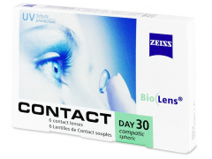 Carl Zeiss Contact Day 30 Compatic (6lentes)