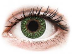 TopVue Color - Green - sem correção (2 lentes)