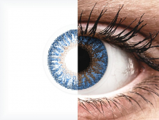 TopVue Color - True Sapphire - sem correção (2 lentes)
