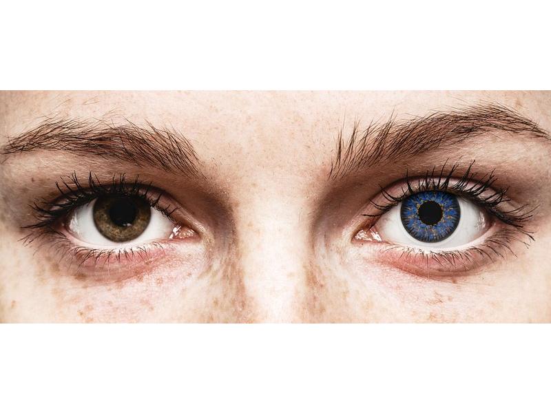Lentes de Contacto Glamour Azul - ColourVUE (2lentes)