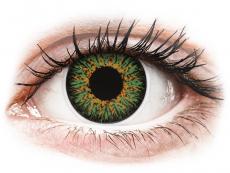 Lentes de Contacto Glamour Verde - ColourVUE (2lentes)