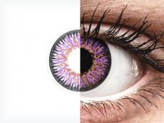 Lentes de Contacto Glamour Violeta - ColourVUE (2lentes)