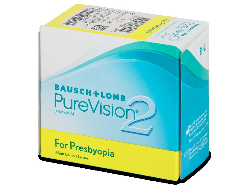PureVision 2 for Presbyopia (6lentes)