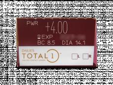 Dailies TOTAL1 (30 lentes)