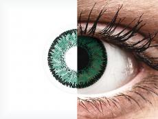 SofLens Natural Colors Amazon - com correção (2 lentes)