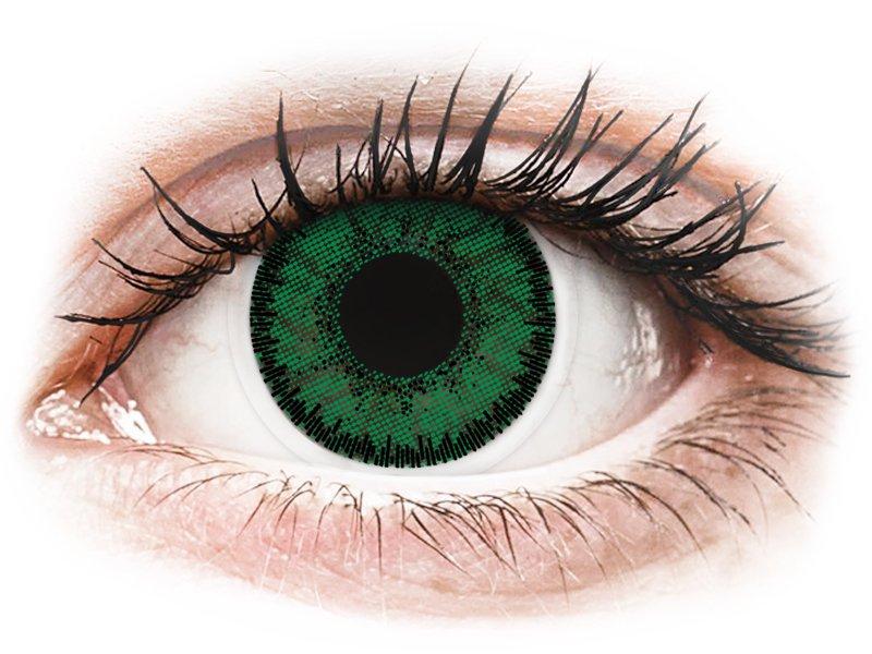 SofLens Natural Colors Emerald - sem correção (2 lentes)