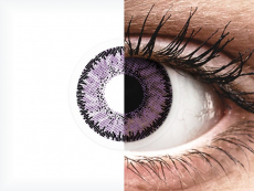 SofLens Natural Colors Indigo - com correção (2 lentes)