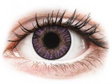 Lentes de Contacto ColorBlends Amethyst com correção - FreshLook (2 lentes) (2 lentes)
