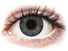 Lentes de Contacto ColorBlends Azul Blue com correção FreshLook (2 lentes) (2 lentes)