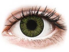 Lentes de Contacto ColorBlends Verde Green com correção - FreshLook (2 lentes) (2 lentes)