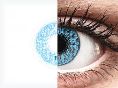 FreshLook Colors Sapphire Blue - com correção (2 lentes)