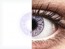 FreshLook Colors Violet - com correção (2 lentes)