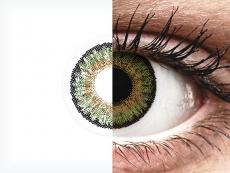 FreshLook One Day Color Green - sem correção (10 lentes)