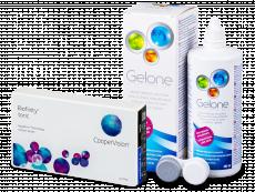 Biofinity Toric (6 lentes) + Solução Gelone 360 ml