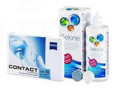 Zeiss Contact Day 30 Air (6 lentes) + Solução Gelone 360 ml