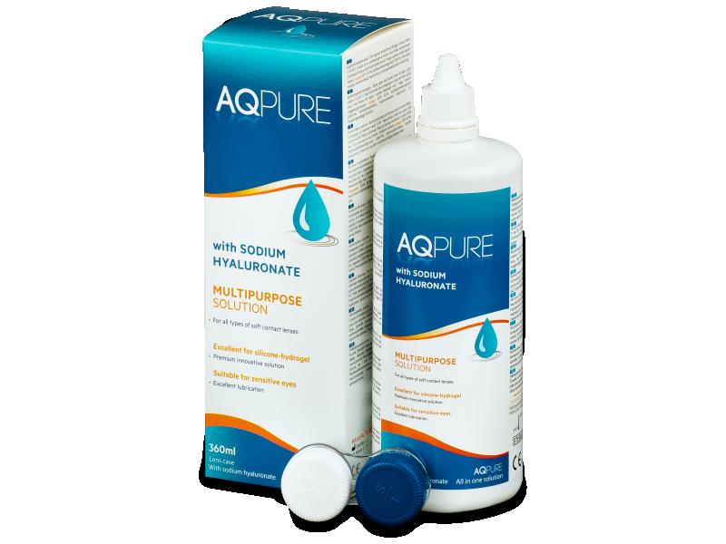 AQ Pure Solução 360ml