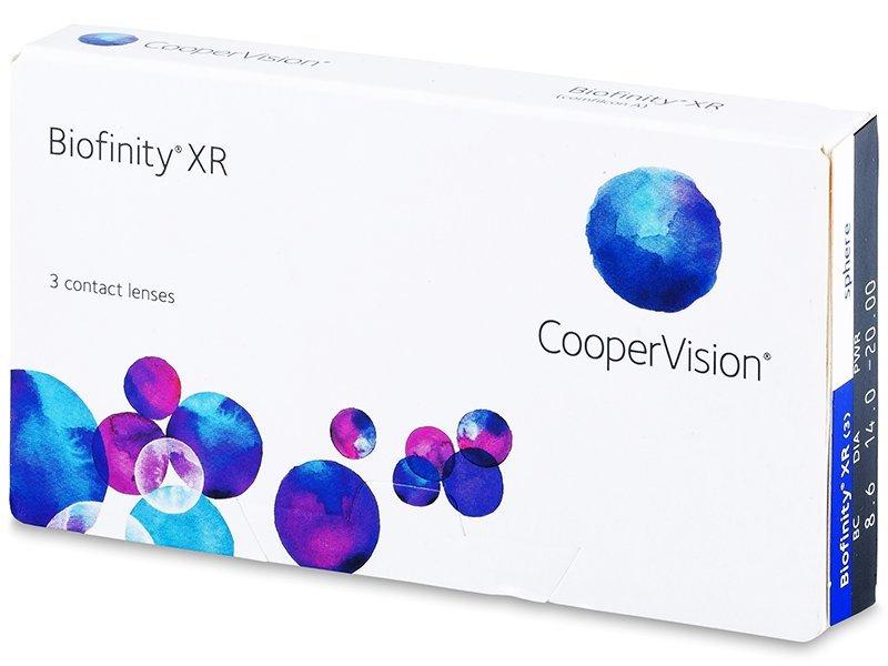 Biofinity XR (3lentes)